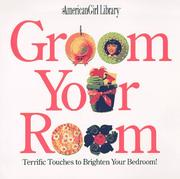 Cover of: Groom Your Room