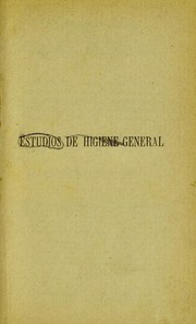 Cover of: Estudios de higiene general