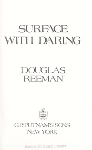 Cover of: Surface with daring | Douglas Reeman
