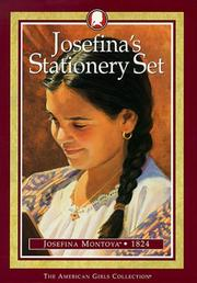 Cover of: Josefina's Stationary Set