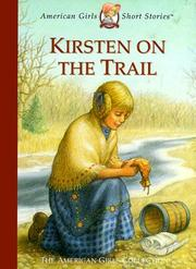Cover of: Kirsten on the trail