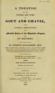 Cover of: A treatise on the nature and cure of gout and gravel