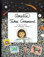 Cover of: Amelia takes command | Marissa Moss