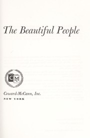 Cover of: The beautiful people