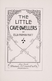 Cover of: The little cave-dwellers