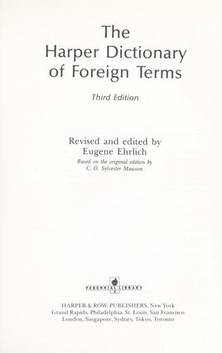Borrowing in Modern Standard Arabic