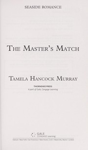 Cover of: The master's match