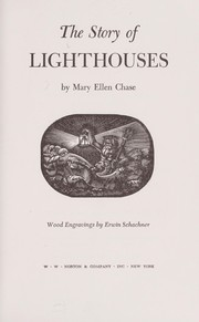 Cover of: The story of lighthouses