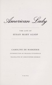 Cover of: American lady