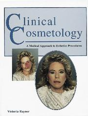 Cover of: Clinical cosmetology