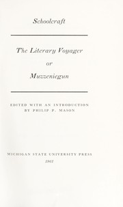Cover of: The literary voyager; or, Muzzeniegun
