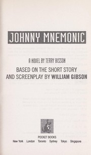 Cover of: Johnny Mnemonic