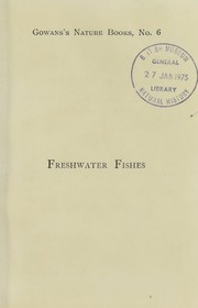 Cover of: Freshwater Fishes | Walford B. Johnson