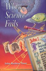 Cover of: When science fails