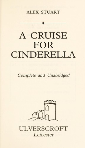 A Cruise for Cinderella