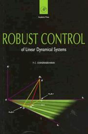 Cover of: Robust Control of Linear Dynamical Systems | P. C. Chandrasekharan
