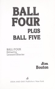 Ball four plus ball five