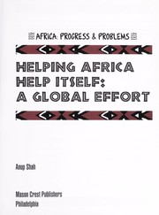 Cover of: Helping Africa help itself | Anup Shah