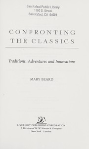 Cover of: Confronting the classics