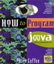Cover of: How to Program Java