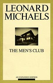 Cover of: The men's club