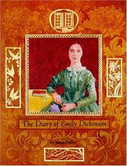 Cover of: The diary of Emily Dickinson