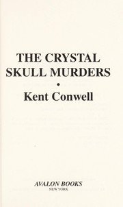 Cover of: The crystal skull murders
