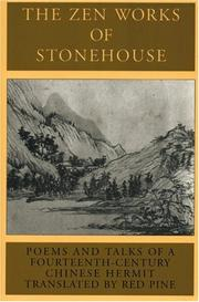 Cover of: Zen works of Stonehouse | Qinggong