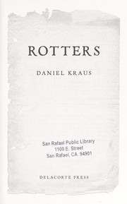 Cover of: Rotters