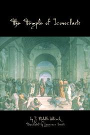 Cover of: The Temple of Iconoclasts | Juan Rodolfo Wilcock