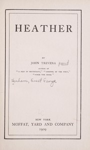 Cover of: Heather