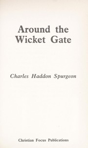Cover of: AROUND THE WICKET GATE