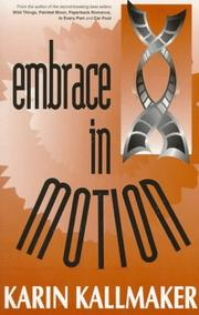 Cover of: Embrace in Motion