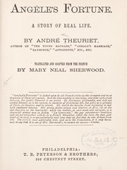 Cover of: Ange  le's fortune