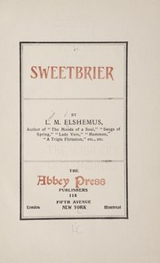Cover of: Sweetbrier