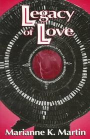 Cover of: Legacy of Love