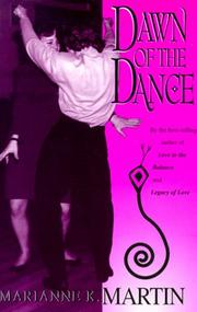 Cover of: Dawn of the dance