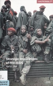 Cover of: Strategic implications of HIV/AIDS | Stefan Elbe