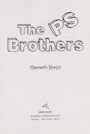 Cover of: The PS brothers