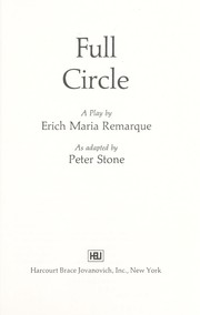 Cover of: Full circle | Stone, Peter