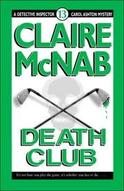 Cover of: Death club