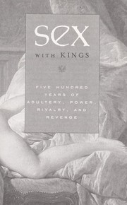 Cover of: Sex with kings | Eleanor Herman