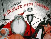 Cover of: The nightmare before Christmas