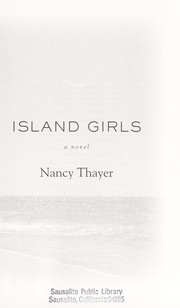 Cover of: Island girls