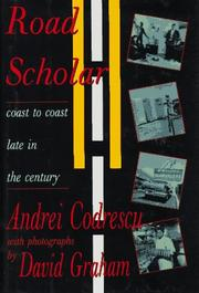 Cover of: Road scholar: coast to coast late in the century
