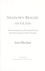 Cover of: Shadows bright as glass | Amy Ellis Nutt