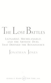 Cover of: The lost battles
