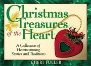 Cover of: Christmas treasures of the heart | Cheri Fuller