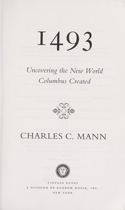Cover of: 1493
