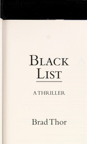 Cover of: Black list